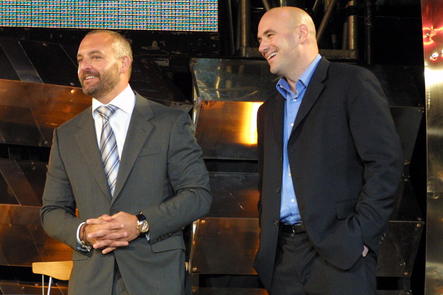 【格闘技ニュース】UFCをWME-IMGが買収